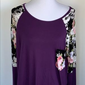 Floral tunic #71